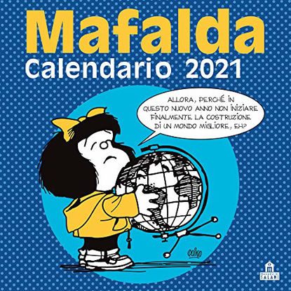 Immagine di MAFALDA. CALENDARIO DA PARETE 2021