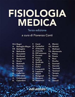 Immagine di FISIOLOGIA MEDICA 1
