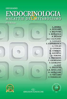 Immagine di ENDOCRINOLOGIA E MALATTIE DEL METABOLISMO
