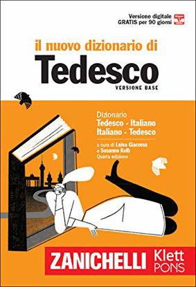 Immagine di NUOVO DIZIONARIO DI TEDESCO. DIZIONARIO TEDESCO-ITALIANO, ITALIANO-TEDESCO. CON CONTENUTO DIGITA...