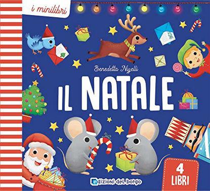 Immagine di NATALE. I MINILIBRI (IL)