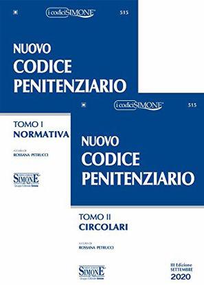 Immagine di NUOVO CODICE PENITENZIARIO VOL.1-2