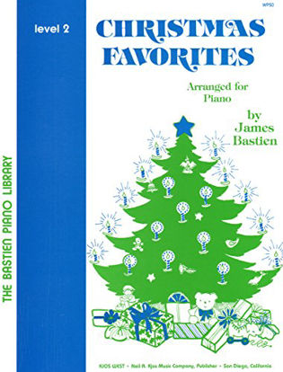 Immagine di CHRISTMAS FAVORITES 2° - ARRANGED FOR PIANO