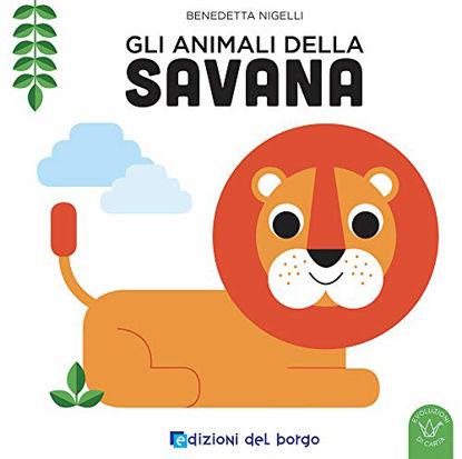 Immagine di ANIMALI DELLA SAVANA (GLI)