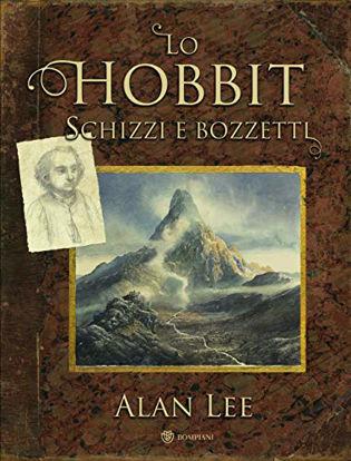 Immagine di HOBBIT. SCHIZZI E BOZZETTI (LO)