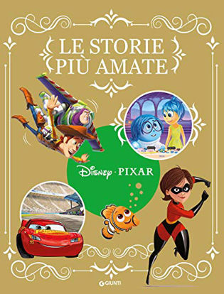 Immagine di STORIE PIXAR PIU` AMATE. FIABE COLLECTION. EDIZ. ILLUSTRATA