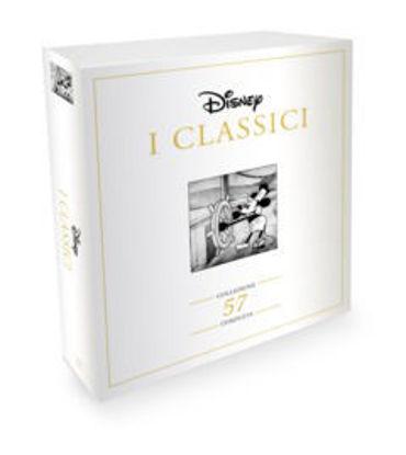 Immagine di I CLASSICI DISNEY - 57 DVD FILM CLASSICI DISNEY