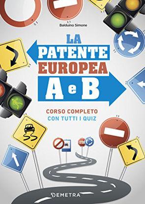 Immagine di PATENTE EUROPEA A E B (LA)