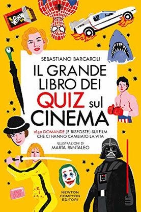 Immagine di GRANDE LIBRO DEI QUIZ SUL CINEMA (IL)