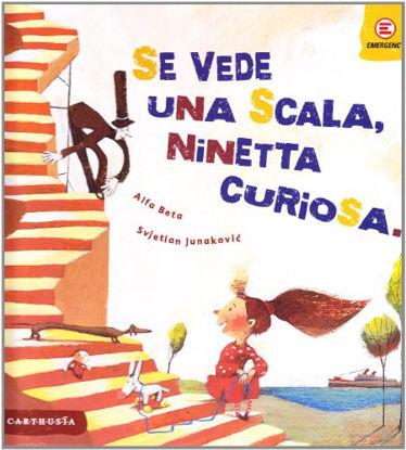 Immagine di SE VEDE UNA SCALA, NINETTA CURIOSA...