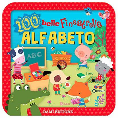 Immagine di ALFABETO 100 BELLE FINESTRELLE