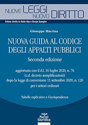 Immagine di NUOVA GUIDA AL CODICE DEGLI APPALTI PUBBLICI (2A EDIZIONE) TABELLE E GIURISPRUDENZA