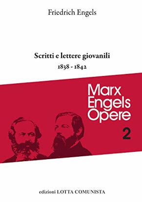 Immagine di OPERE 2 - SCRITTI E LETTERE GIOVANILI (1838-1842)