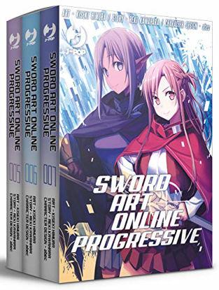Immagine di SWORD ART ONLINE. PROGRESSIVE. BOX - VOLUME 5-7