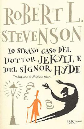 Immagine di STRANO CASO DEL DOTTOR JEKYLL E DEL SIGNOR HYDE (LO)