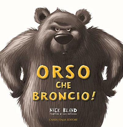 Immagine di ORSO CHE BRONCIO !