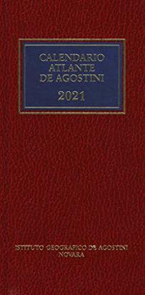 Immagine di CALENDARIO ATLANTE DE AGOSTINI 2021
