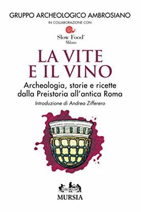 Immagine di VITE E IL VINO (LE). ARCHEOLOGIA, STORIE E RICETTE DALLA PREISTORIA ALL`ANTICA ROMA