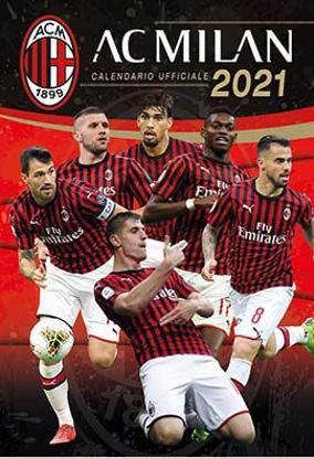 Immagine di MILAN. CALENDARIO VERTICALE 2021