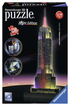 Immagine di EMPIRE STATE BUILDING PUZZLE 3D