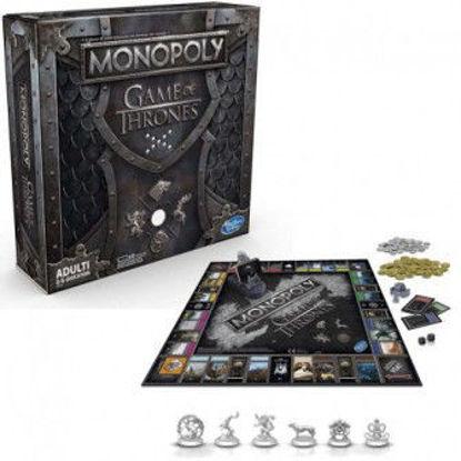 Immagine di MONOPOLY GAME OF TRONE