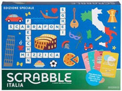 Immagine di SCRABBLE ITALIA - SCARABEO IL GIOCO DELLE PAROLE CROCIATE
