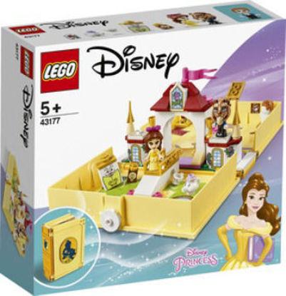 Immagine di IL LIBRO DELLE FIABE DI BELLE - LEGO