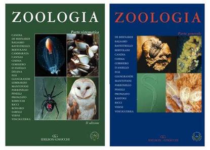 Immagine di ZOOLOGIA. PARTE GENERALE E  PARTE SISTEMATICA