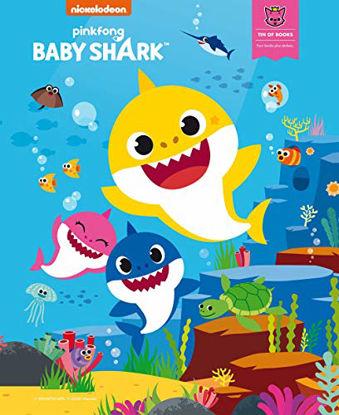 Immagine di BABY SHARK. TIN BOX. EDIZ. A COLORI