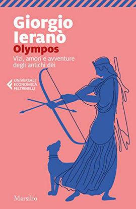 Immagine di OLYMPOS. VIZI, AMORI E AVVENTURE DEGLI ANTICHI DEI