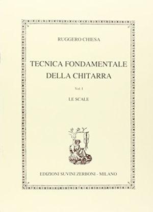 Immagine di TECNICA FONDAMENTALE DELLA CHITARRA - VOLUME 1