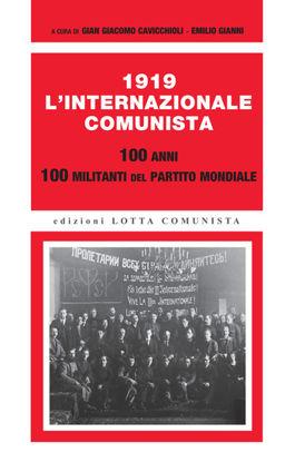 Immagine di 1919 L`INTERNAZIONALE COMUNISTA