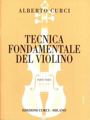 Immagine di TECNICA FONDAMENTALE DEL VIOLINO. PARTE TERZA - VOLUME 3