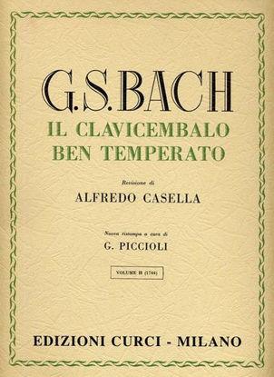 Immagine di CLAVICEMBALO BEN TEMPERATO VOL. 1 (CASELLA)