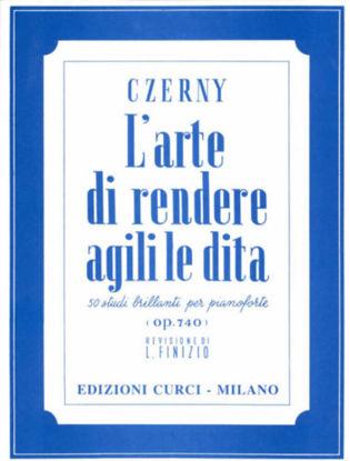 Immagine di ARTE DI RENDERE AGILI LE DITA (L`) OP.740