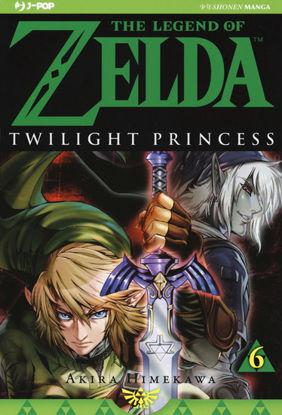 Immagine di TWILIGHT PRINCESS. THE LEGEND OF ZELDA N° 6 - VOLUME 6