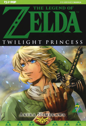 Immagine di TWILIGHT PRINCESS. THE LEGEND OF ZELDA N° 7 - VOLUME 7