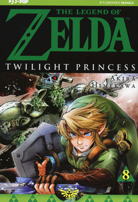 Immagine di TWILIGHT PRINCESS. THE LEGEND OF ZELDA N°8 - VOLUME 8