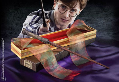Immagine di BACCHETTA HARRY POTTER ORIGINALE OLIVANDER NOBLE COLLECTION