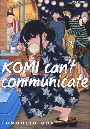 Immagine di KOMI CAN`T COMMUNICATE - VOLUME 3