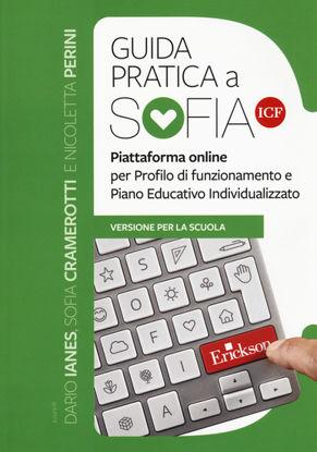 Immagine di GUIDA PRATICA A SOFIA ICF. PIATTAFORMA ONLINE PER PROFILO DI FUNZIONAMENTO E PIANO EDUCATIVO IND...