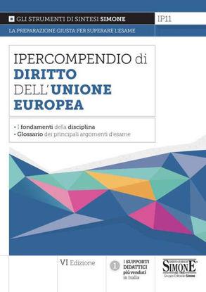 Immagine di IPERCOMPENDIO DIRITTO DELL`UNIONE EUROPEA