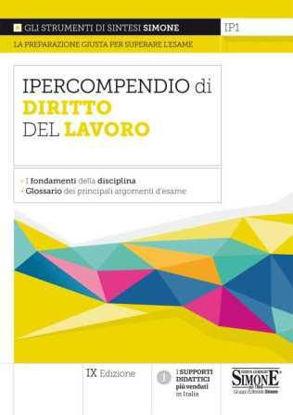 Immagine di IPERCOMPENDIO DIRITTO DEL LAVORO
