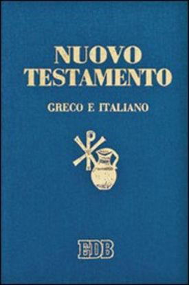 Immagine di NUOVO TESTAMENTO. TESTO GRECO A FRONTE