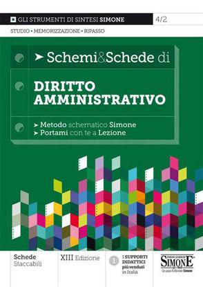 Immagine di SCHEMI & SCHEDE DI DIRITTO AMMINISTRATIVO