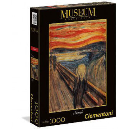 Immagine di PUZZLE MUNCH - THE SCREAM 1000 PEZZI
