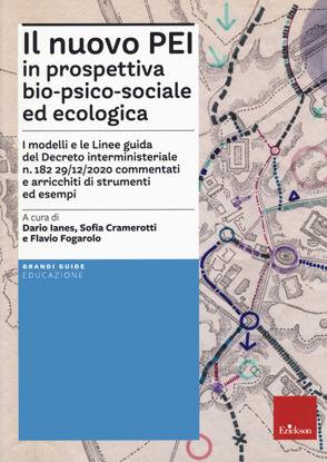 Immagine di NUOVO PEI IN PROSPETTIVA BIO-PSICO-SOCIALE E ECOLOGICA (IL)