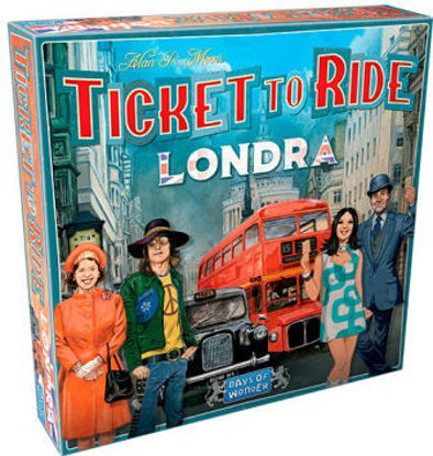 Immagine di TICKET TO RIDE LONDRA