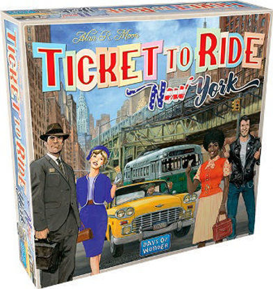 Immagine di TICKET TO RIDE NEW YORK