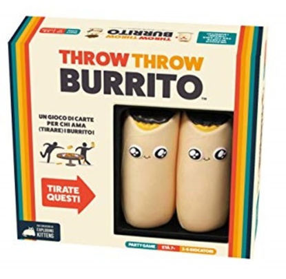 Immagine di THROW THROW BURRITO